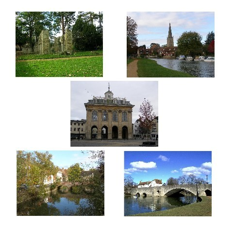 Places to visit in Abingdon