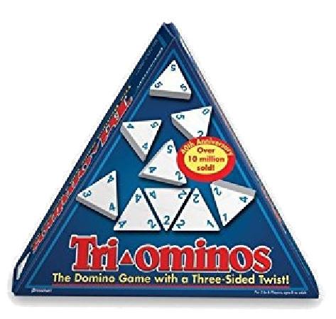 Tri-ominoes