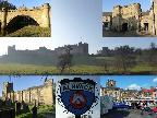 Alnwick - the Castle & the Town