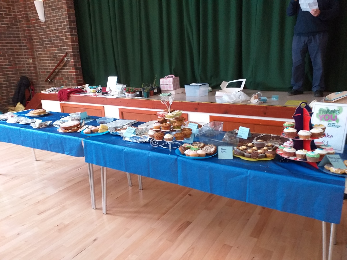 Macmillan Coffee Morning Felpham