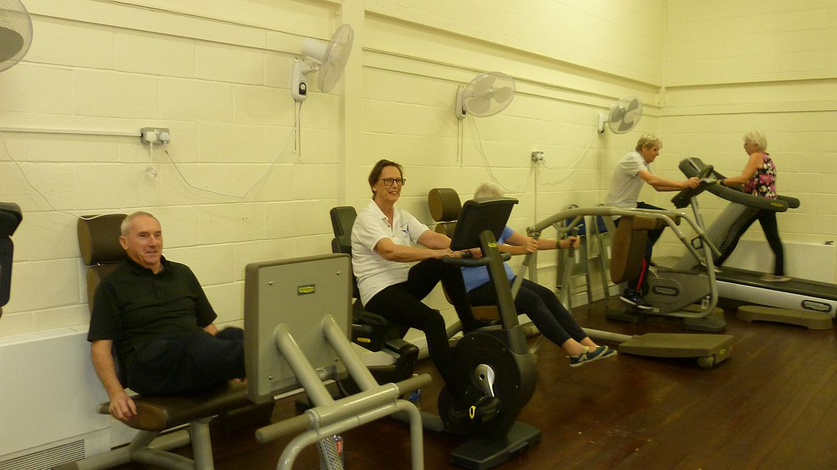 Other exercise machines