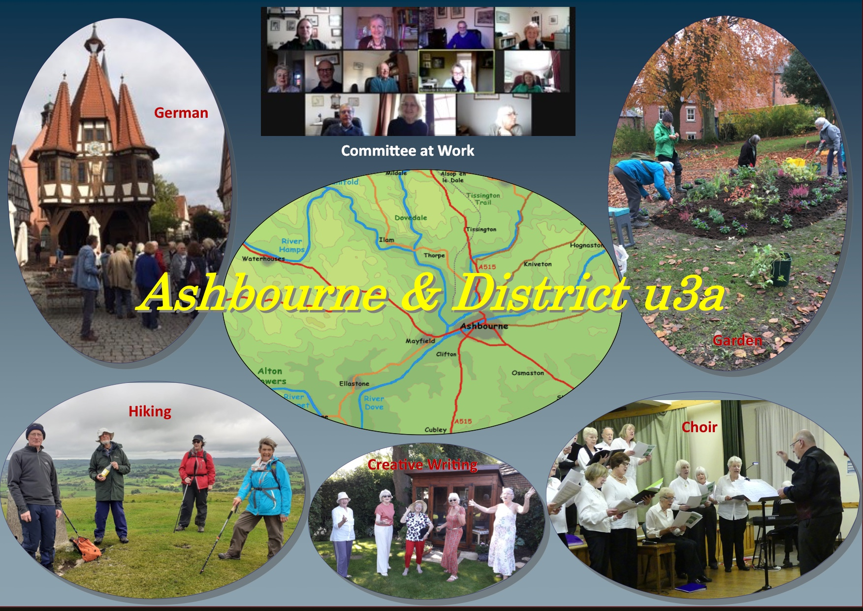 Ashbourne & District u3a
