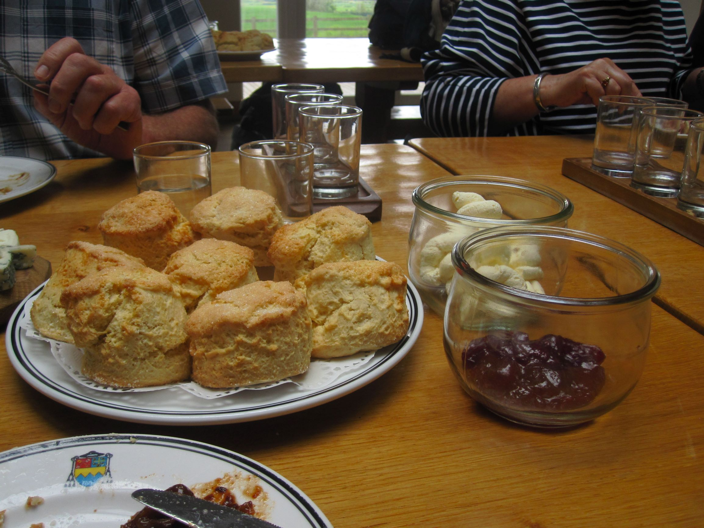 Wow! Lovely scones