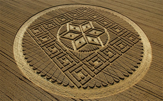 May: Crop Circles