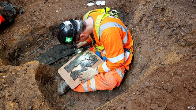 September: HS2 Archaeology