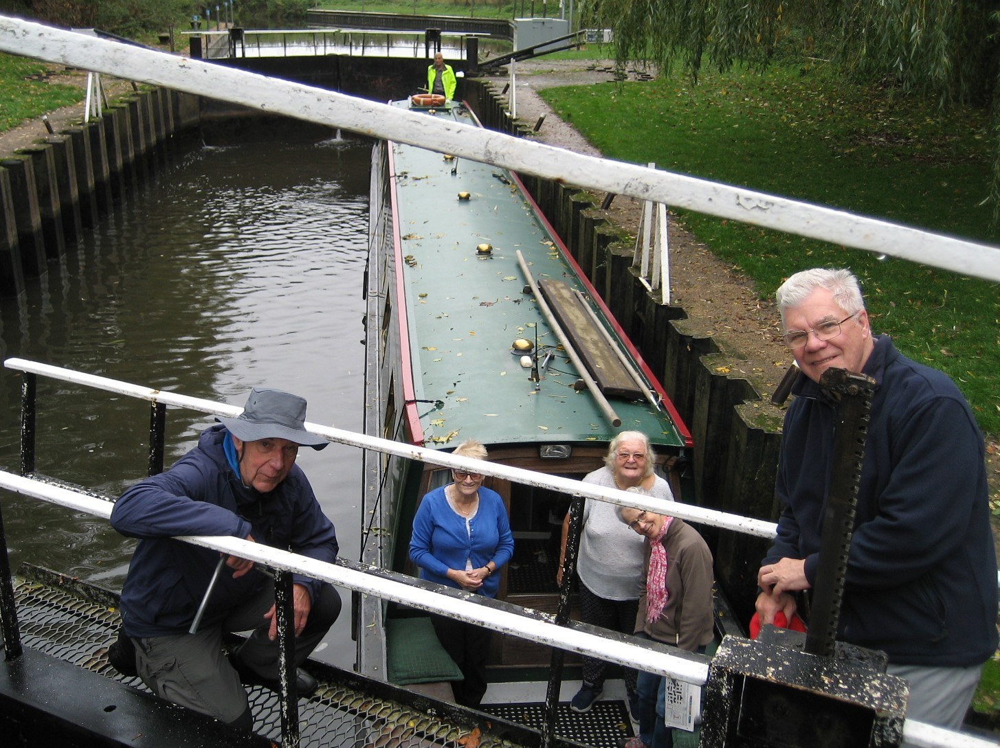Canal Boat Trip