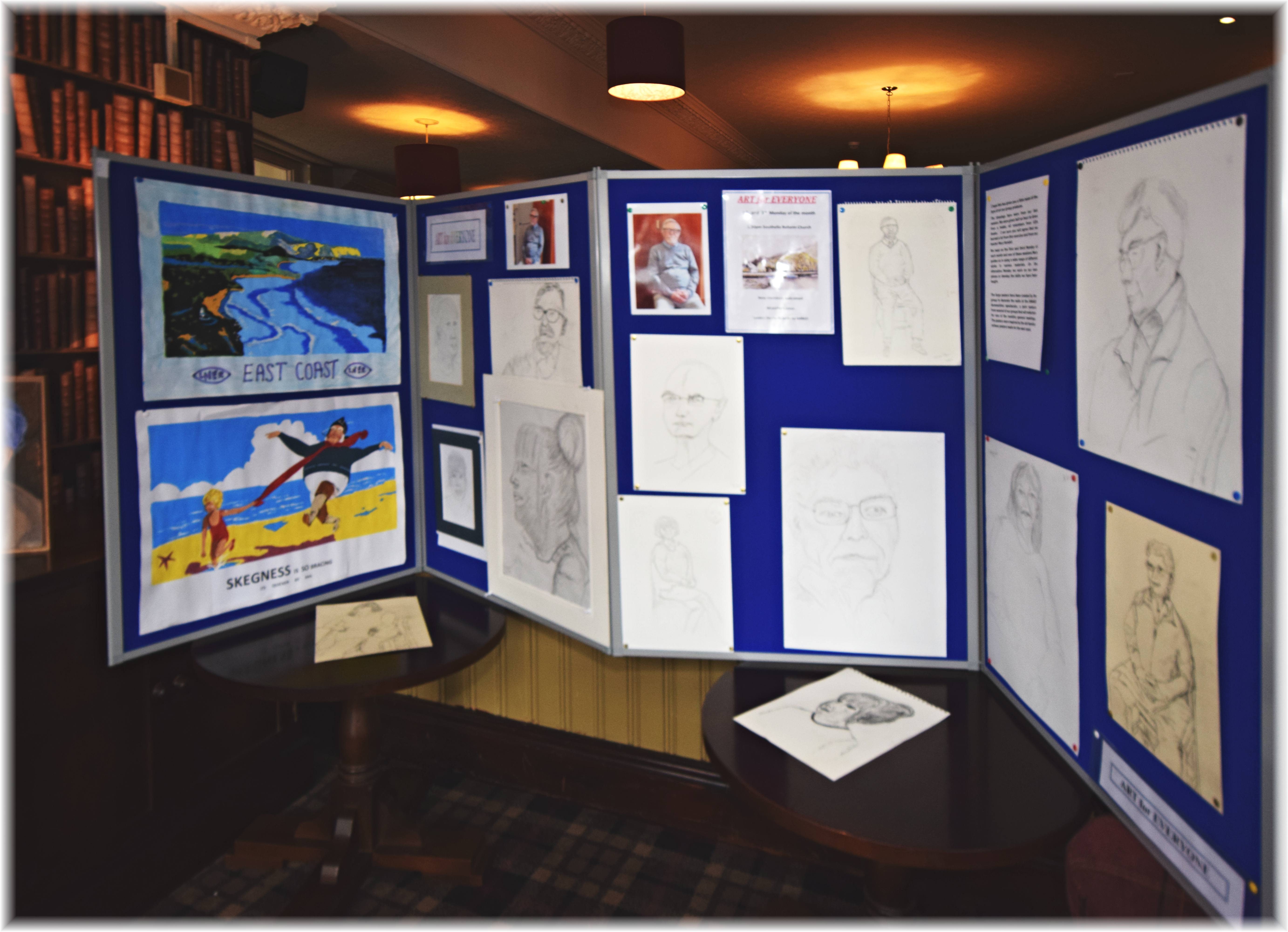 Open Day 2017 Display of Art (2)