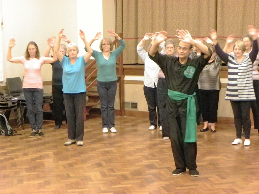Tai Chi in Action 2