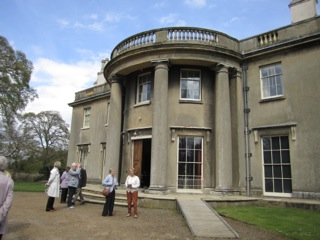 A day out at Scampston Hall & Gardens