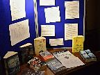 Display at Open Day Nov 2013