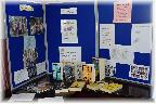 Display at Open Day April 2015