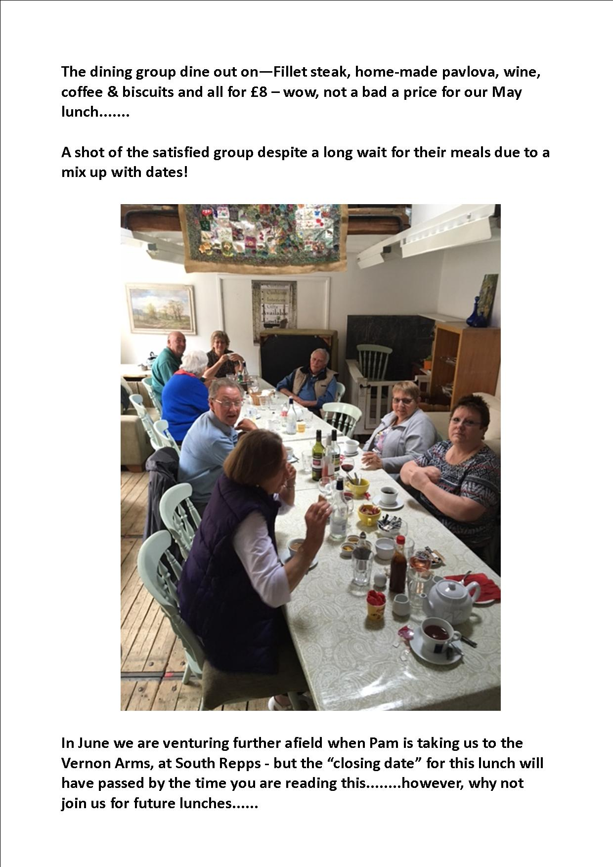 Dining Group - Alby Crafts