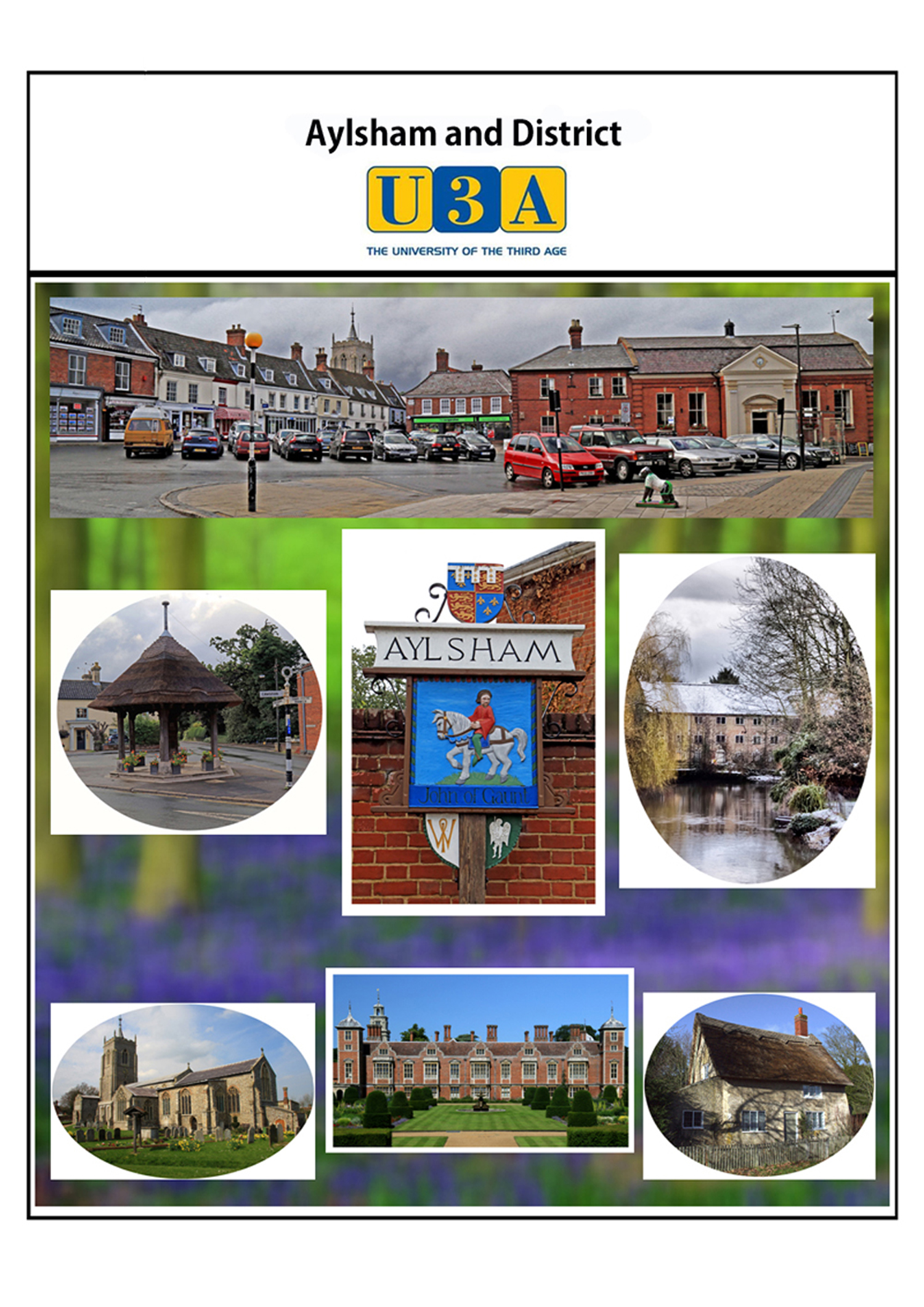 Aylsham is a thriving market town