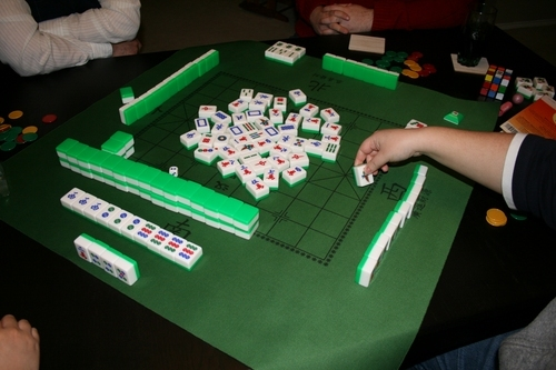 A game in progress