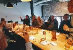Whisky tasting at Clydeside Distillery