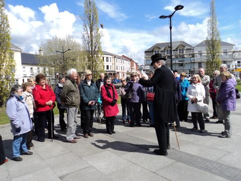 Barnstaple Guided Walk