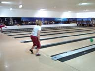 Ten Pin Bowling group