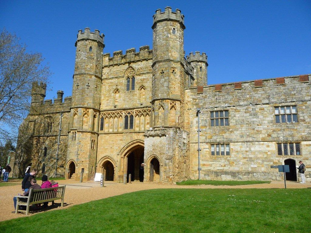 Battle Abbey Gate
