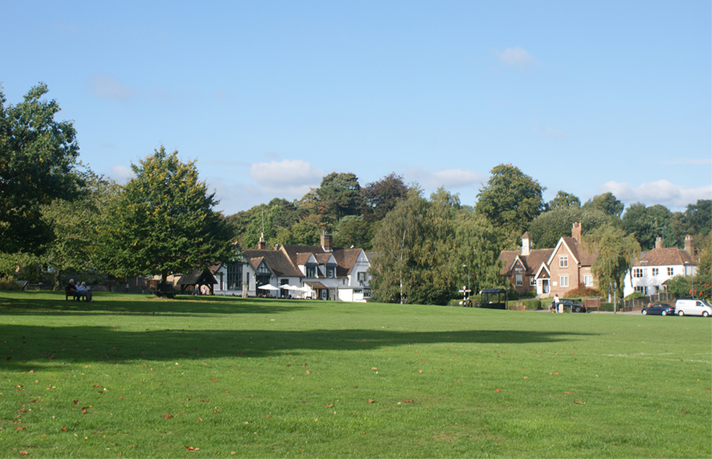 Bearsted Green