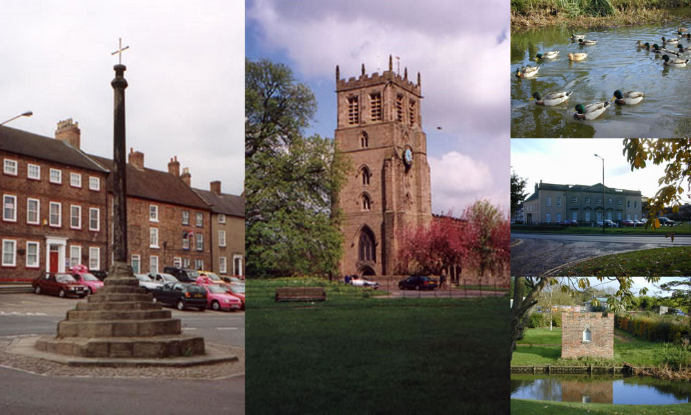 Some views of Bedale