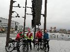 Cycling group outing