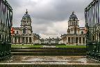 Greenwich, view from Thames
