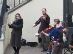Family Buskers, Covent Garden