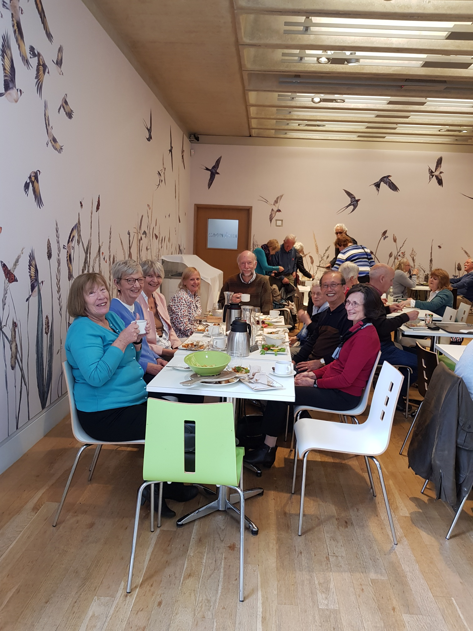 Recent Visit to Compton Verney 2019