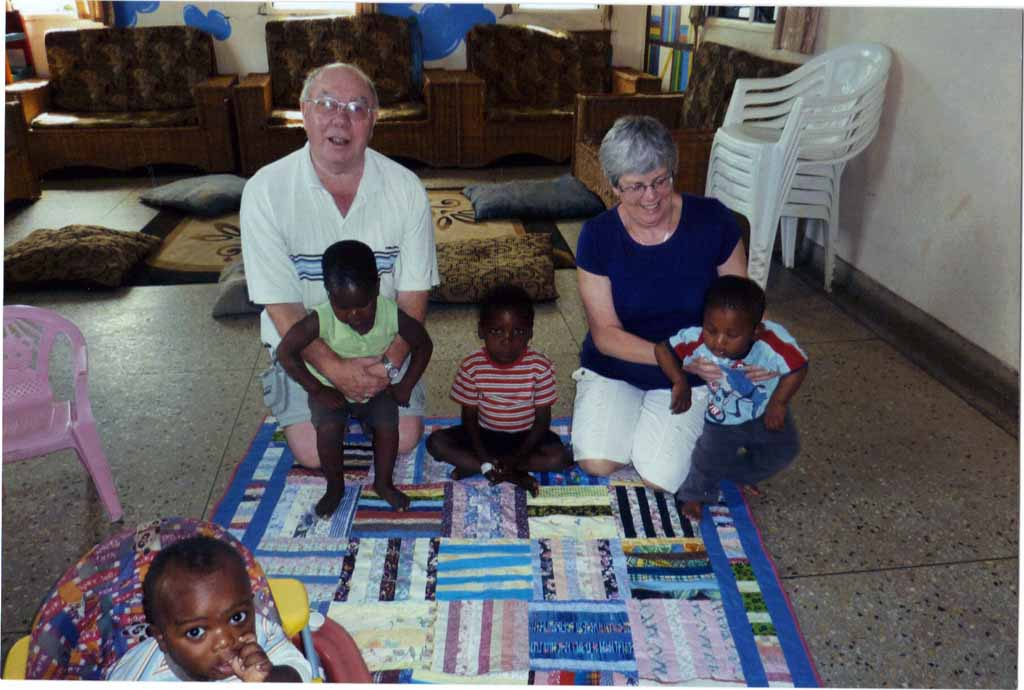 A Quilt for Africa