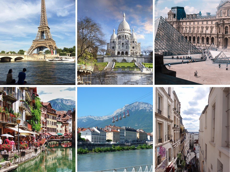 Pictures of France