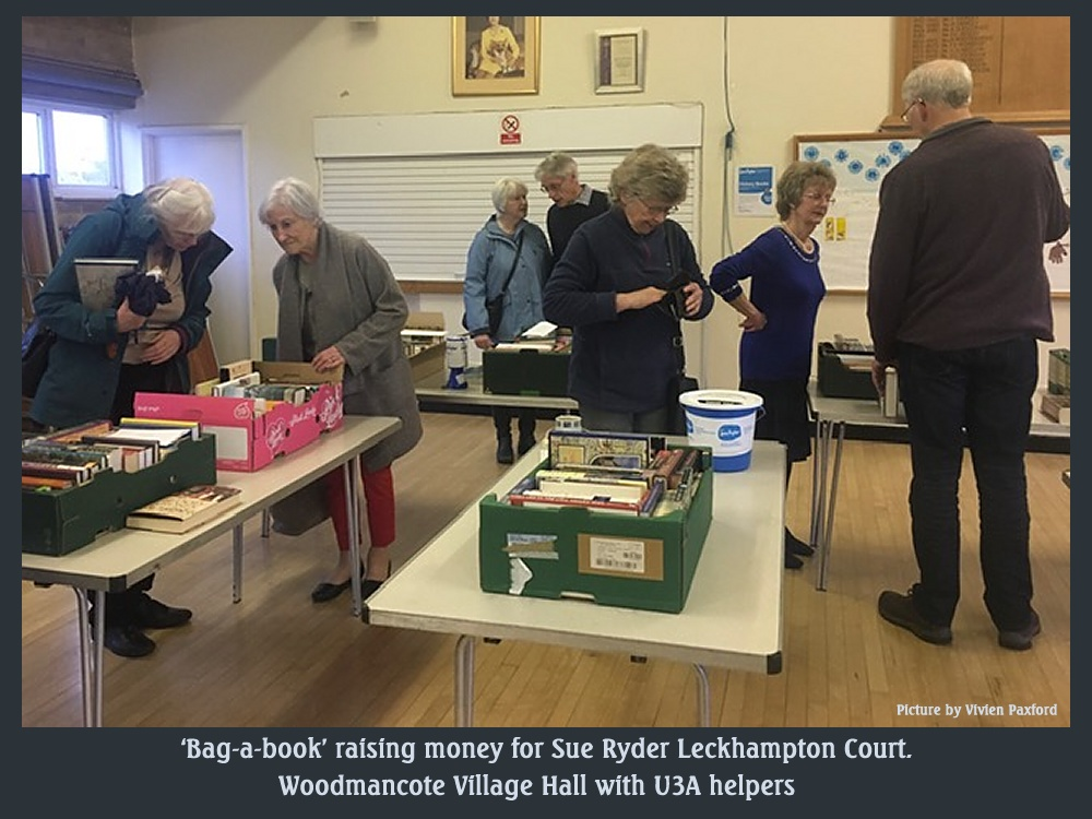 Sue Ryder Booksale
