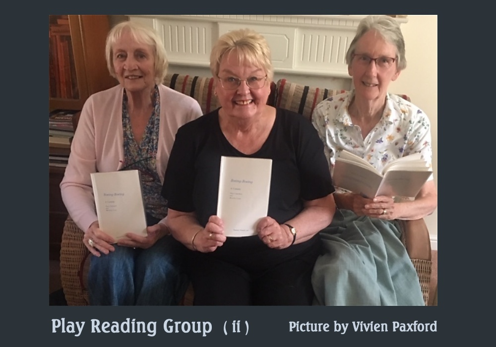 More of Play Reading Group