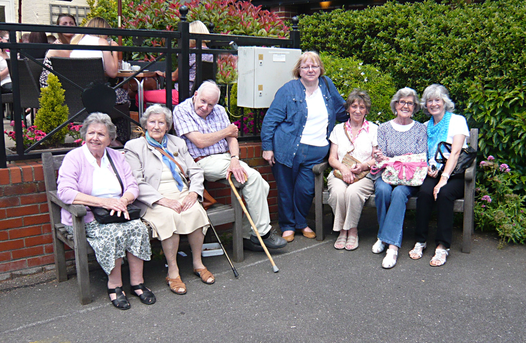 Tiptree Outing 1st July 2014