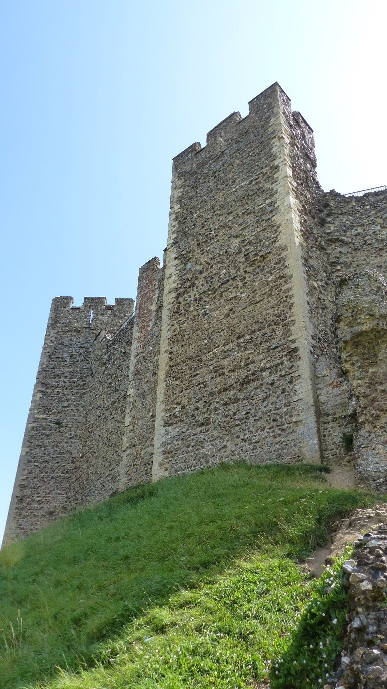 Framlingham Castle Towers
