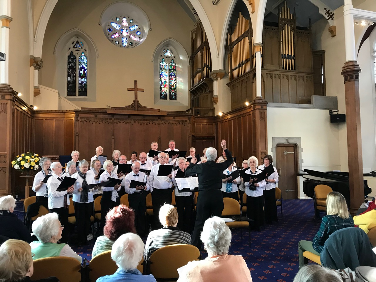 Bolton U3A Choir - 27 October 2017