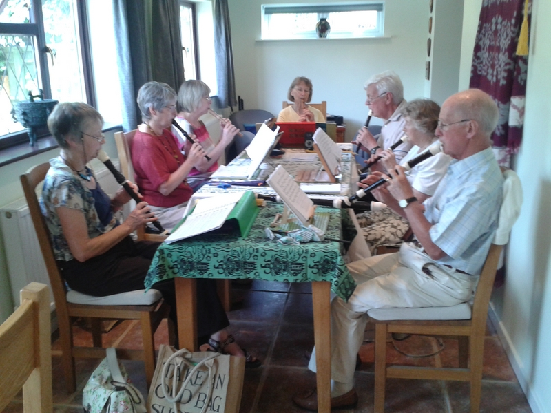 Recorder Group July 2014