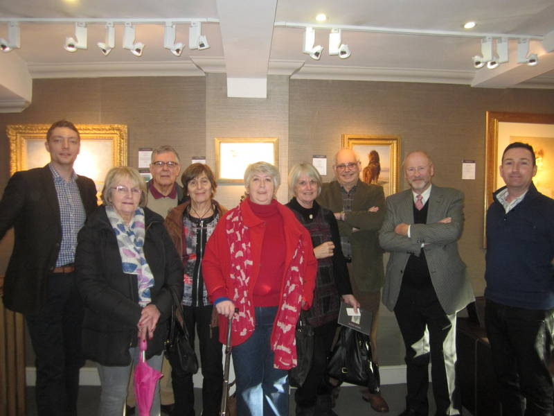 Group Visit to Trinity House Broadway