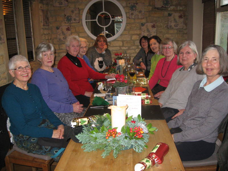 2014 Christmas Lunch