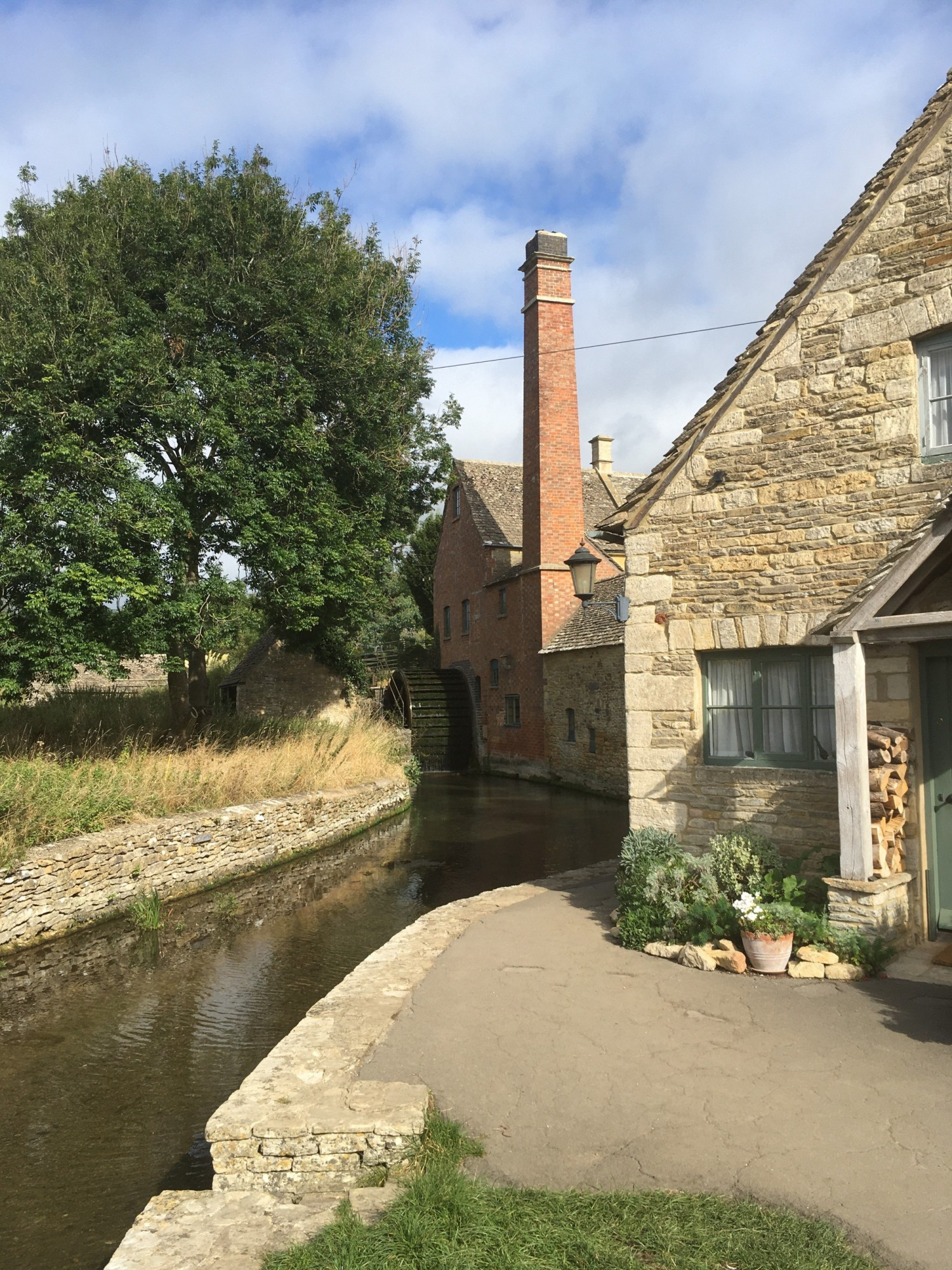 Lower Slaughter Mill