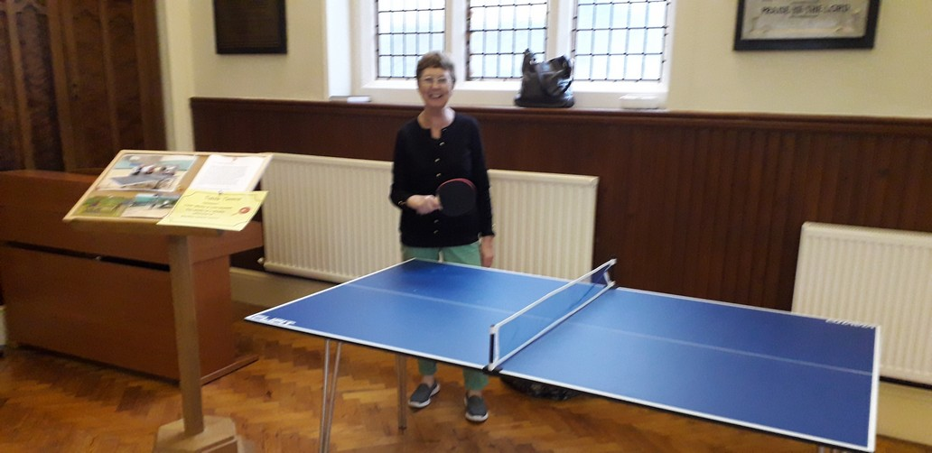 Open day - Table Tennis