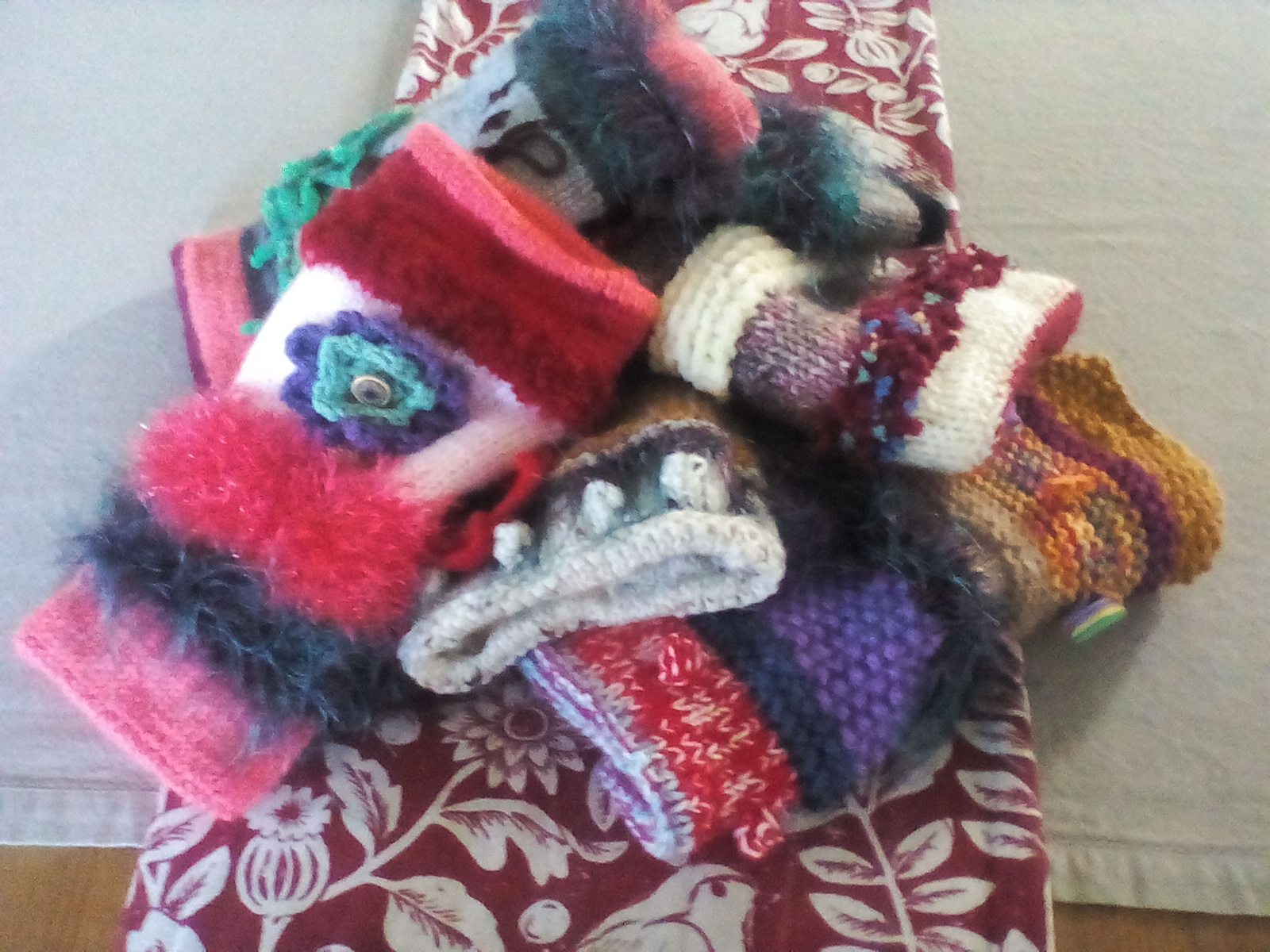Twiddle Mitts