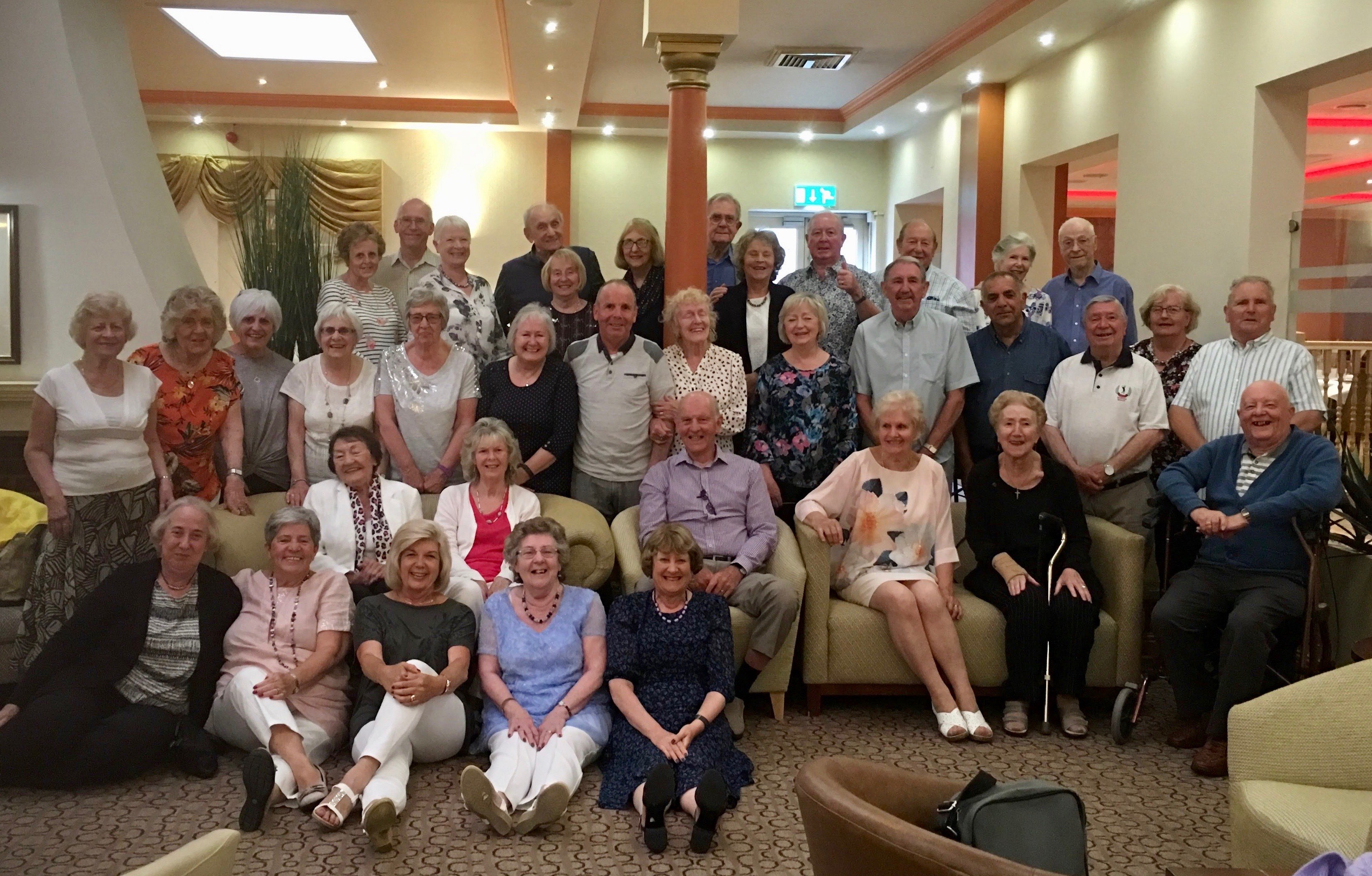 Members at Potters Resort - June 2019