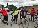 The Cycling Group make it safely home