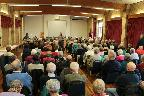 Meeting in the Village Hall