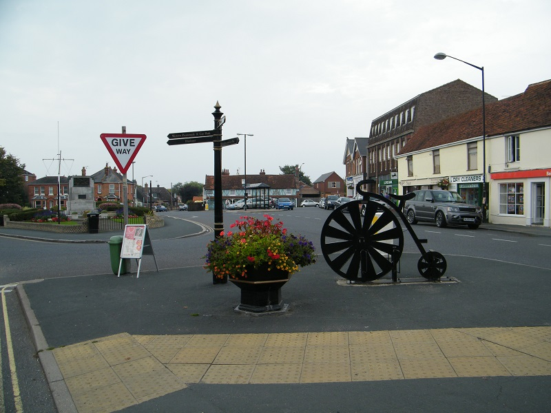 Brightlingsea Town Center