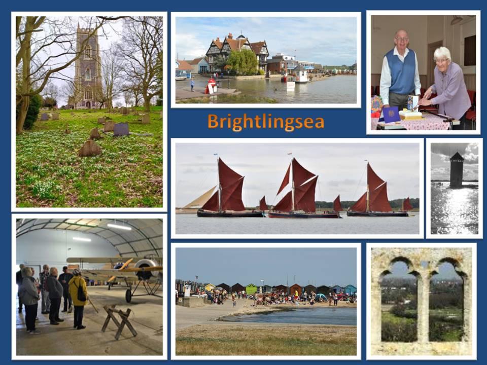 Brightlingsea views and members