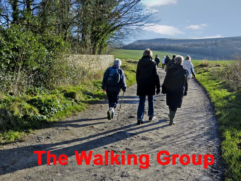 Walking Group 1