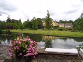 Ablington Manor, Bibury