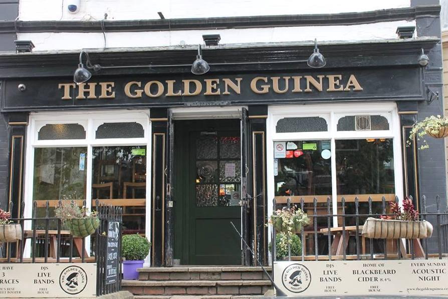 The Golden Guinea