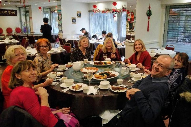 Mandarin Group pre-Xmas lunch